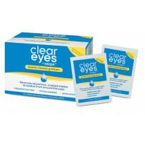 Murine Clear Eyes Wipes 30 Pack