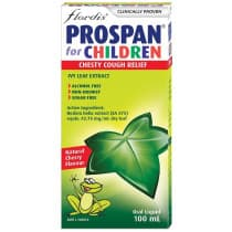 Prospan Kids Chesty Cough Relief 100ml