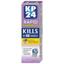 KP24 Rapid Shampoo With LPF 100ml