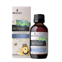 Brauer Kids Manuka Honey Dry Cough 100ml