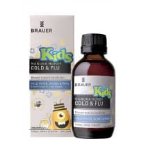 Brauer Kids Manuka Honey Cold & Flu 100ml