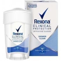 Rexona Women Shower Clean Clinical Protection Deodorant 45ml