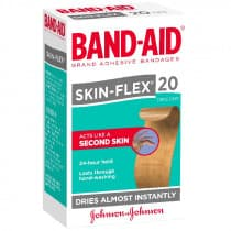 Band-Aid Skin-Flex Regular 20 Pack