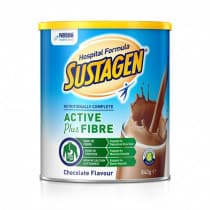 Sustagen Hospital Formula Active Plus Fibre Chocolate 840g