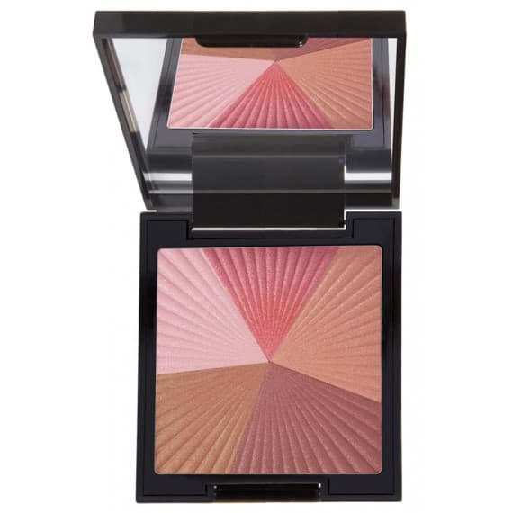 Natio Blush & Bronze Palette Rosy Glow 12g