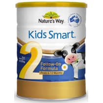 Natures Way Kids Smart Infant Formula Stage 2 900g