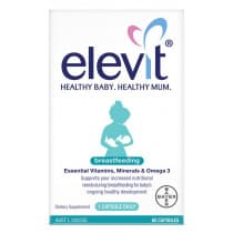 Elevit Breastfeeding 60 Capsules
