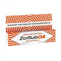 Zo-Rub OA Topical Analgesic Cream 45g
