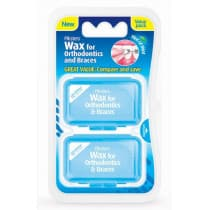 Piksters Orthodontic Wax Twin Pack