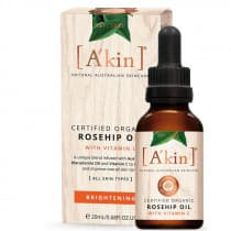 Akin Brightening Rosehip Oil With Vitamin C 20ml