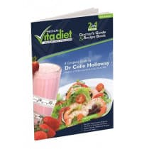 Vita Diet Complete Guide $ Recipe Book