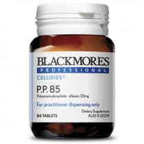 Blackmores Professional Celloids P.P.85 Tablets 84