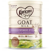 Karicare Plus Goat Milk 2 Follow On Formula From 6 Months 900g