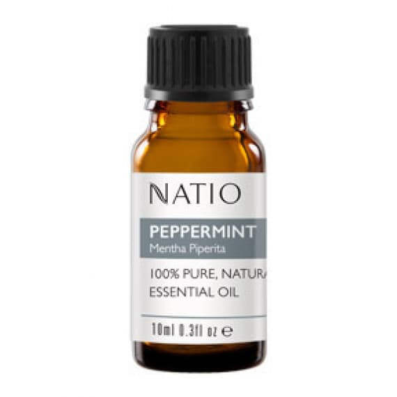 Natio Peppermint Essential Oil 10ml