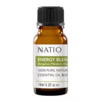 Natio Energy Essential Oil Blend 10ml