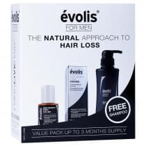 Evolis Mens Active Starter Pack