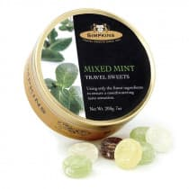 Simpkins Travel Tin Mixed Mints 200G