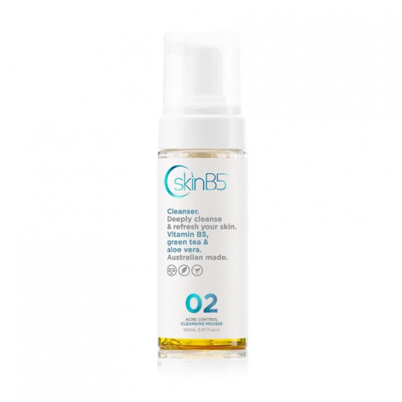 Skin B5 Acne Control Cleansing Mousse 150ml