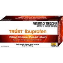 Trust Ibuprofen 200mg 96 Tablets