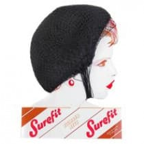 Hairnet Slumber Sure Fit Dark Brown