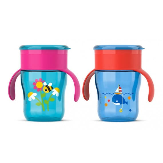 Avent Grown up Cup Assorted 260ml