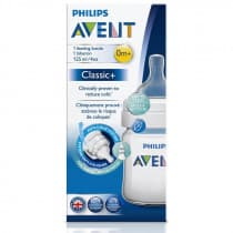Avent Classic+ Feeding Bottle 125ml 1 Pack