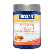 Bioglan Apple Cider Vinegar 120 Capsules