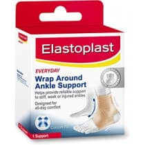 Elastoplast Sport Wrap Around Ankle Support Beige