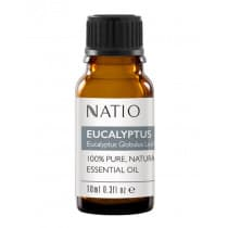 Natio Eucalyptus Essential Oil 10ml
