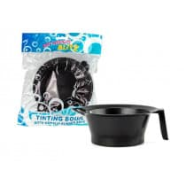 Lenan Bathroom Blitz Tinting Bowl With Rubber Case