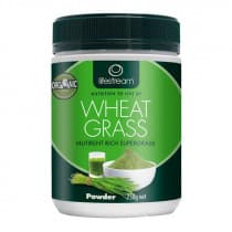 Lifestream Wheat Grass Powder 250g
