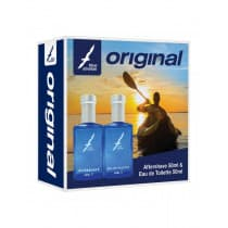 Blue Stratos Gift Set (ASL 50ml + EDT 50ml)