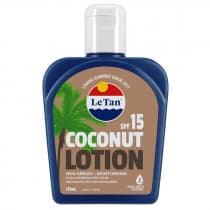 Le Tan Coconut SPF 15 Lotion 125ml