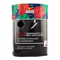 Le Tan 2 in 1 Application Mitt