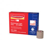 Elastoplast Sport Elastoband Light Tan (5cm x 2.75m) Single Roll