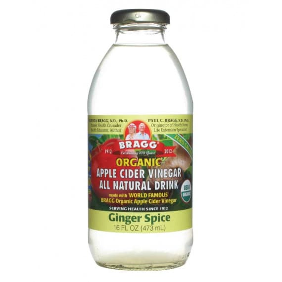 Bragg Apple Cider Vinegar Drink With Ginger Spice 473ml