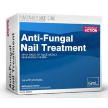 Pharmacy Action Anti-Fungal Nail Treatment 5ml