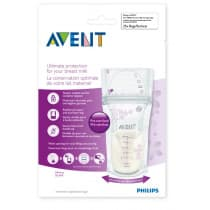 Avent Milk Storage Bag 180ml 25 Pack