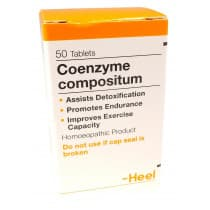 Heel Coenzyme Compositum 50 Tablets