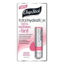 Chapstick Total Hydration Rose Petal 3.5g