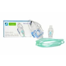 Allersearch Nebuliser Mask Set Adult