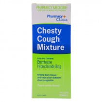 Pharmacy Choice Chesty Cough Mixture 200ml