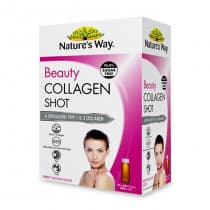 Natures Way Beauty Collagen Shot 50ml 10 Pack
