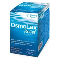 OsmoLax Relief Macrogol Osmotic Laxative Powder 35 Doses 595g