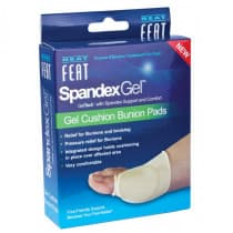 Neat Feat Spandex Gel Cushion Bunion Pads Medium