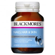 Blackmores Nails Hair & Skin 60 Tablets