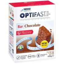 Optifast VLCD Bar Chocolate 6 x 70g