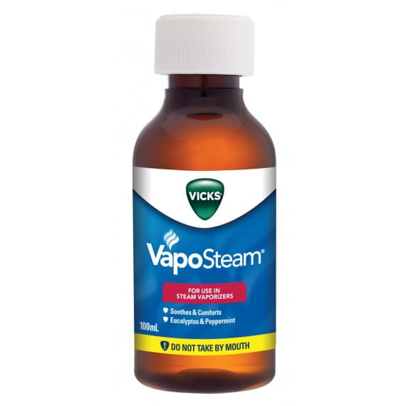Vicks VapoSteam Inhalant 100ml