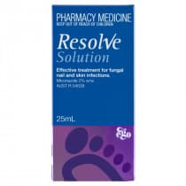 Ego Resolve Solution 25ml