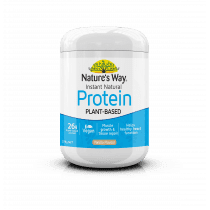 Natures Way Instant Natural Protein Vanilla 375g